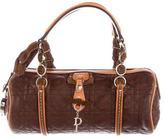 Christian Dior Cannage Handle Bag
