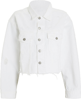 Boyish - The Harvey Denim Jacket In Royal Wedding - XS