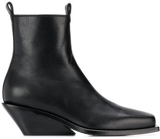 Ann Demeulemeester Chelsea ankle boots