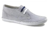 Keds Chukka Grey Stripe