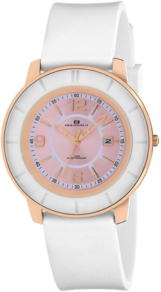 Oceanaut Women's Satin Watch
