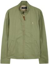 Polo Ralph Lauren Olive Twill Jacket