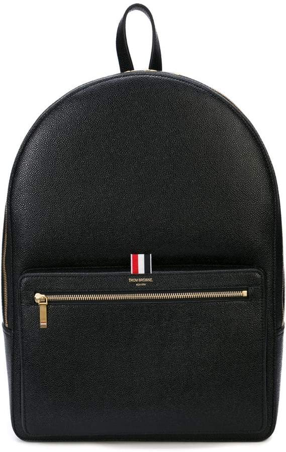 Thom Browne large round top backpack