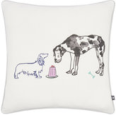 Joules Bramhall Great Dane Cushion - 40x40cm