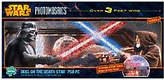 Star Wars Panoramic Photomosaics Duel on the De