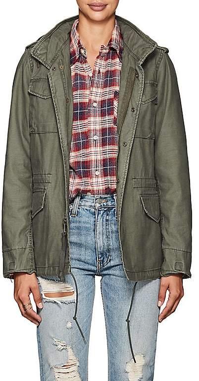 Alpha Industries Women's M-65 Defender Cotton Field Jacket