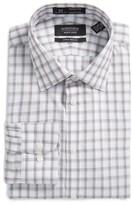 Nordstrom Men's Smartcare(TM) Extra Trim Fit Plaid Dress Shirt