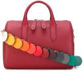 Anya Hindmarch contrast strap tote bag