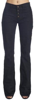 Saint Laurent Stretch Flare Jeans