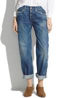 Madewell Chimala® Selvedge Straight-Leg Jeans