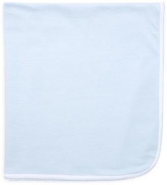 Royal Baby Stripe Pima Cotton Receiving Blanket