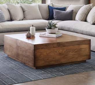 Pottery Barn Parkview Reclaimed Wood Coffee Table