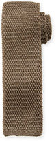 Tom Ford Solid Knit Silk Tie