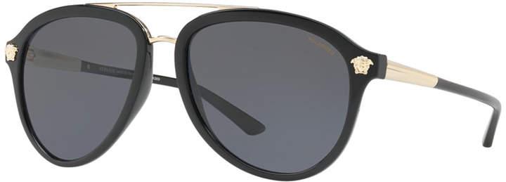 Versace Polarized Sunglasses, VE4341