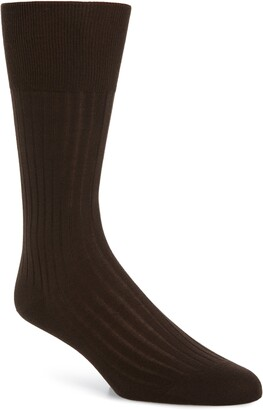 Falke No. 13 Egyptian Cotton Blend Dress Socks
