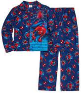 Marvel Spiderman Coat Front Pajama Set - Boys 4-20
