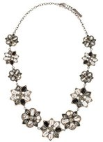 Marc Jacobs Crystal Collar Necklace