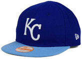 New Era Babies' Kansas City Royals My 1st 9FIFTY Snapback Cap