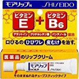 Shiseido E21 Japan Medicated E+B6 MOLIP Lip Balm Treatment Cream 8g