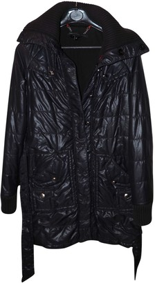 Marc by Marc Jacobs Black Synthetic Coats