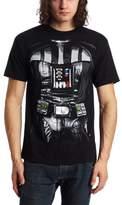 Star Wars Men's Dark Costume T-Shirt