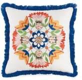 Jessica Simpson Provincial Medallion Decorative Pillow