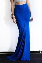 Boulee A.J Skirt in Royal