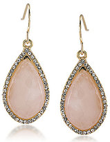 Carolee Garden Party Stone Drop Earrings