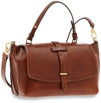 The Bridge Dalston Genuine Leather Satchel Bag