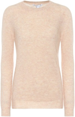 Agnona Cashmere and silk-blend sweater