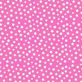 Graco SheetWorld Fitted Pack N Play Square Playard) Sheet - Primary Stars White On Pink Woven - Made In USA - 36 inches x 36 inches ( 91.4 cm x 91.4 cm)