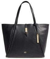 Vince Camuto Reed Large Leather Tote - Black