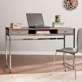 Southern Enterprises Norcross Desk in Weathered Grey