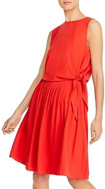 Marella Calcina Back-Button Dress