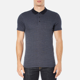 BOSS ORANGE Men's Picktown Polo Shirt Navy