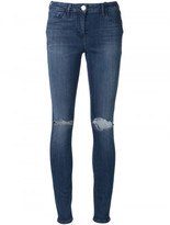 3x1 ripped skinny jeans