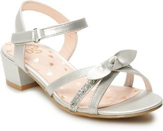 So Danielle Girls' High Heel Dress Sandals