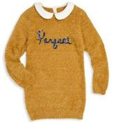 Andy & Evan Toddler's & Little Girl's Long Sleeve Pullover