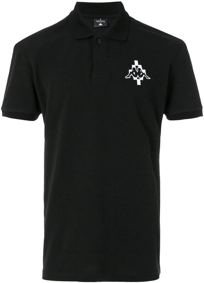 Marcelo Burlon County of Milan Kappa polo shirt