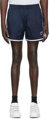 adidas x Human Made Navy Human Made Edition Run Shorts