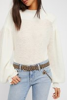 Free People Olympia Chain Belt