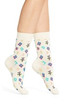 Happy Socks Women's Christmas Gifts Crew Socks