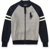 Ralph Lauren 8-20 Reversible Cotton Sweater