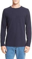 Saturdays Nyc Men's 'James' Long Sleeve T-Shirt
