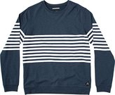 RVCA Men's New Sins Crew Sweatshirt