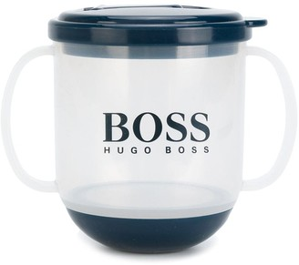 Boss Kids Logo-Print Baby Bottle