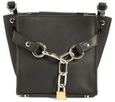 Alexander Wang 'Mini Attica' Leather Crossbody Bag - Black