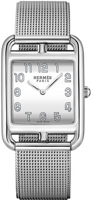 Hermes Cape Cod Watch, 29 x 29 mm