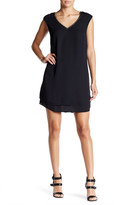 Daniel Rainn Sleeveless Embellished Neck Dress