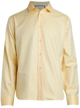Gucci Cotton Twill Shirt